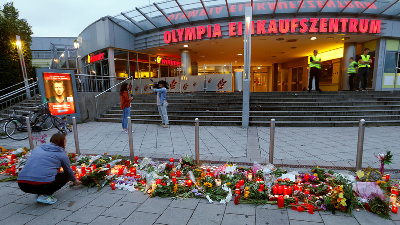Munich gunman planned attack for year, left manifesto – police