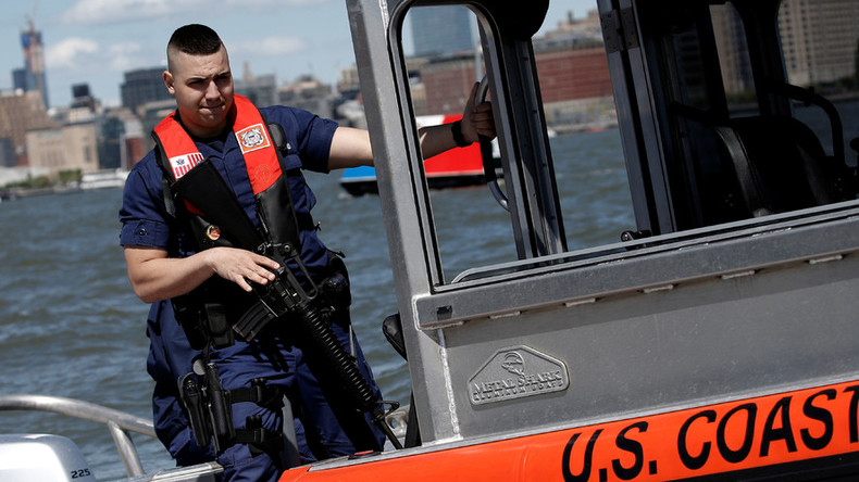 Prankster making fake 'mayday' calls costs US Coast Guard $500k