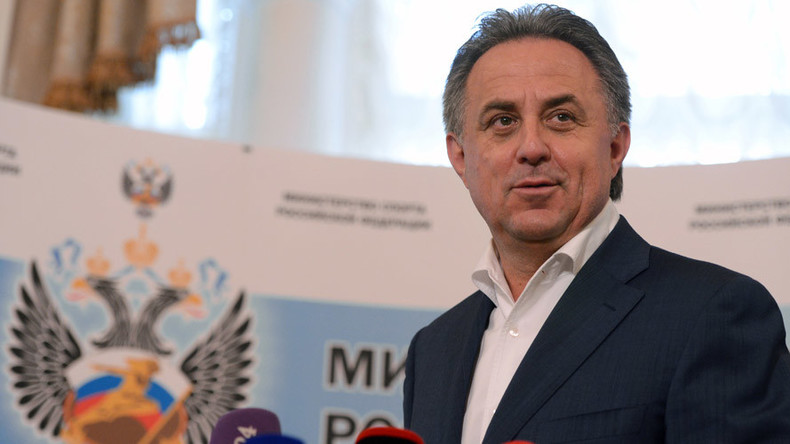 'Vast majority of Russian team will meet IOC criteria' – Russian Sport Minister Mutko
