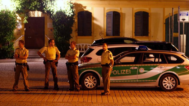 Bavaria bomb blast