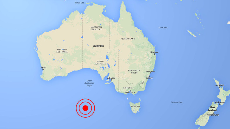 6.1 earthquake hits off southern Australia