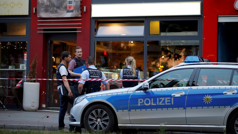 Germany faces 'perfect storm' of fatal attacks