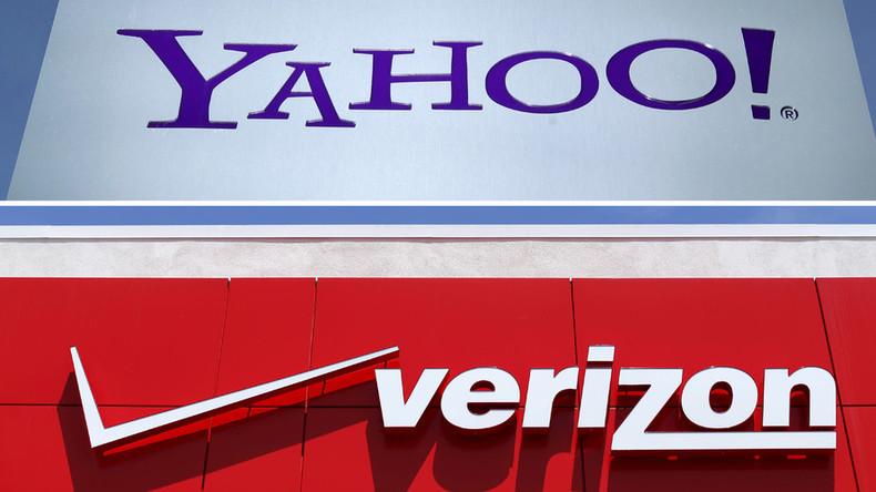 Verizon to acquire Yahoo in $4.8bn deal