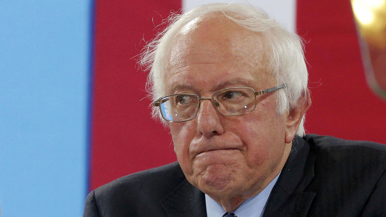 Leaked memo: Sanders team wanted use of plane in exchange for backing Clinton