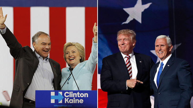 Kaine v Pence: Inspecting the 2016 vice president picks, their records