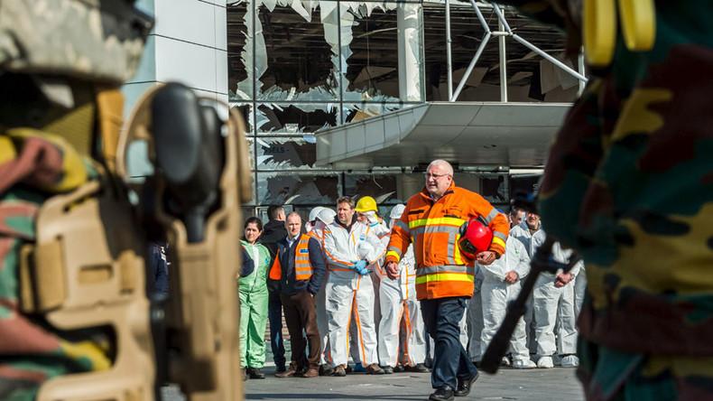 Brussels terror attacks cost Belgian economy almost €1bn