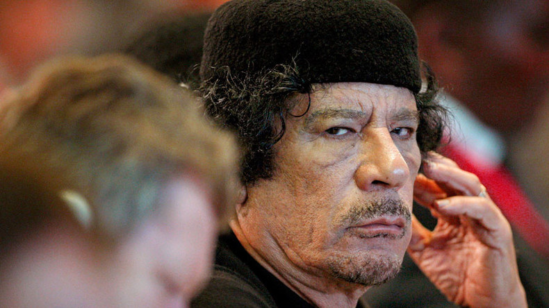 Britain providing 'safe haven' to Gaddafi-era figures accused of embezzling millions from Libya