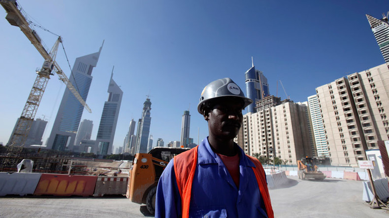 Deceived migrant workers in UAE forced to work as slaves – report