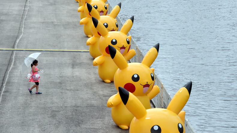New hazard in Fukushima: Crippled nuclear plant crawling with Pokémon