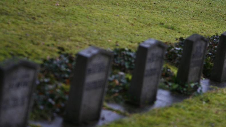 Refugee rapes 79yo woman at German cemetery