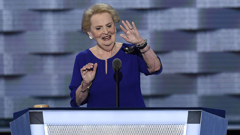 5 ways Clinton will be great for fighting Putin, according to Albright