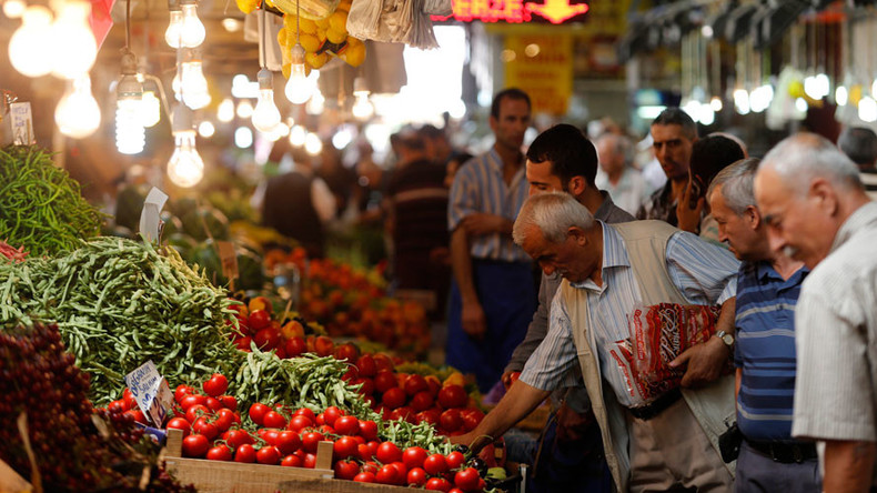 Moscow to consider lifting Turkish food embargo