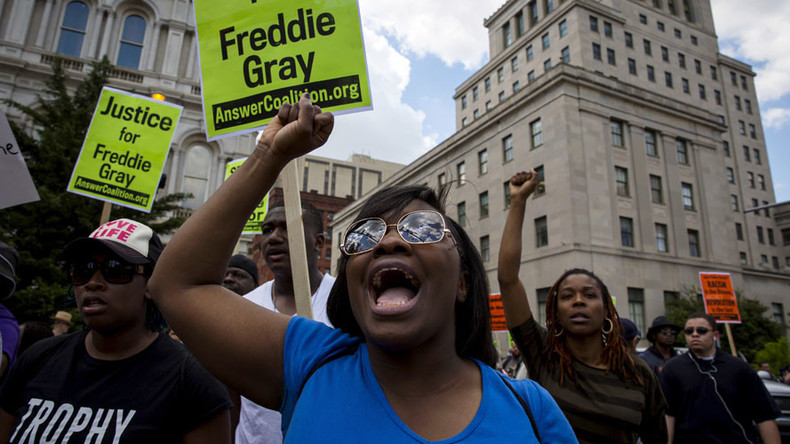 Remaining charges dropped against police officers in Freddie Gray case