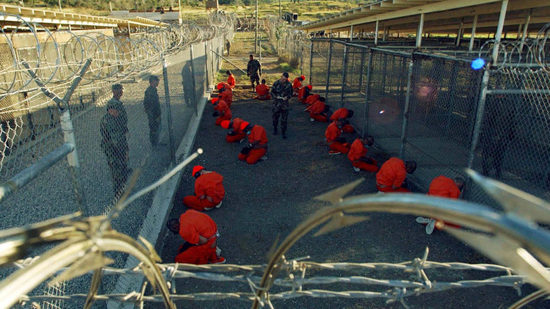 'US deliberately destroyed CIA black site used for torture'