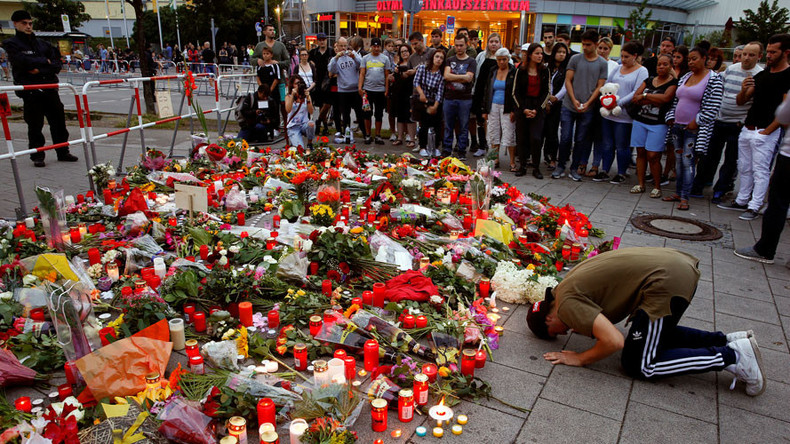 'Allahu Akbar' calls at Munich memorial trigger angry reaction