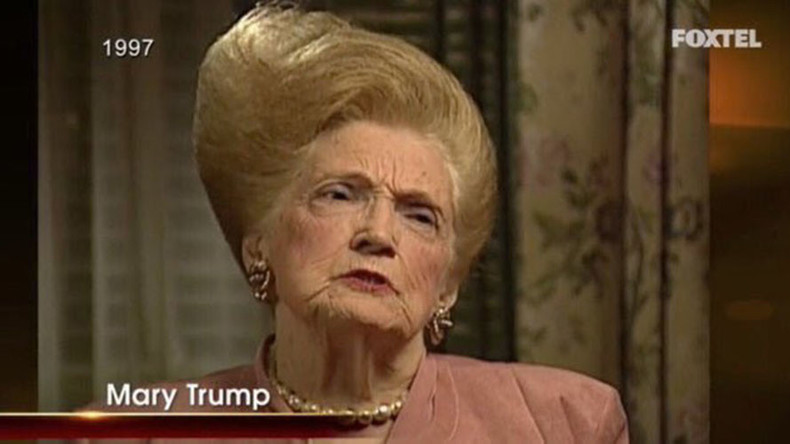 Donald Trump's mom gets trolled hard on Twitter, here's why (PHOTO)