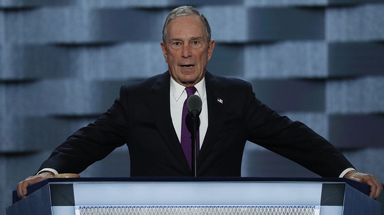 'I'm a New Yorker, and I know a con when I see one,' Bloomberg on Trump
