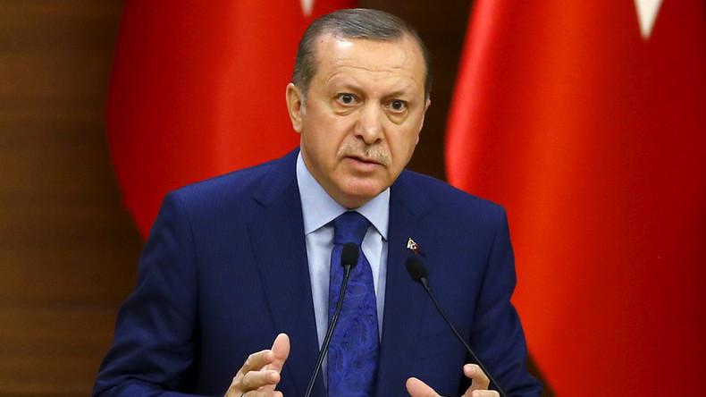 'Erdogan using post-coup conditions to impose authoritarian regime'