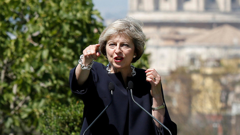 Pressure mounts on Theresa May to call snap election as Labour support withers