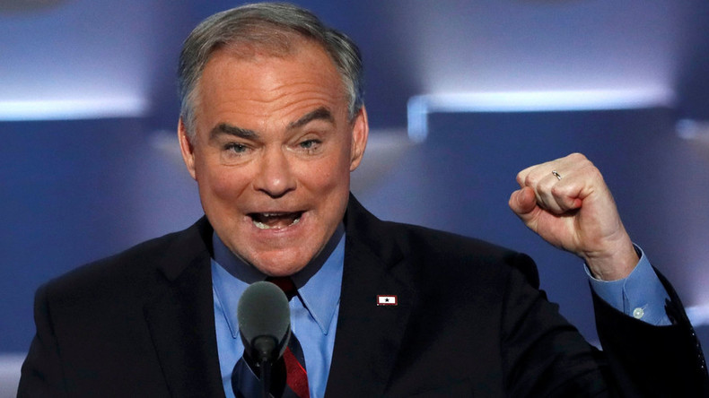 Tim Kaine's DNC speech spawns internet dad jokes
