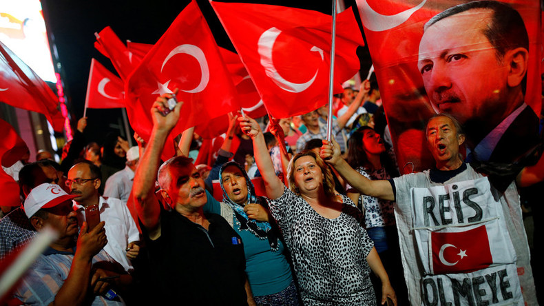 'Traitor cemetery,' 'birthplace toilet' & other unconventional retaliation after failed Turkey coup