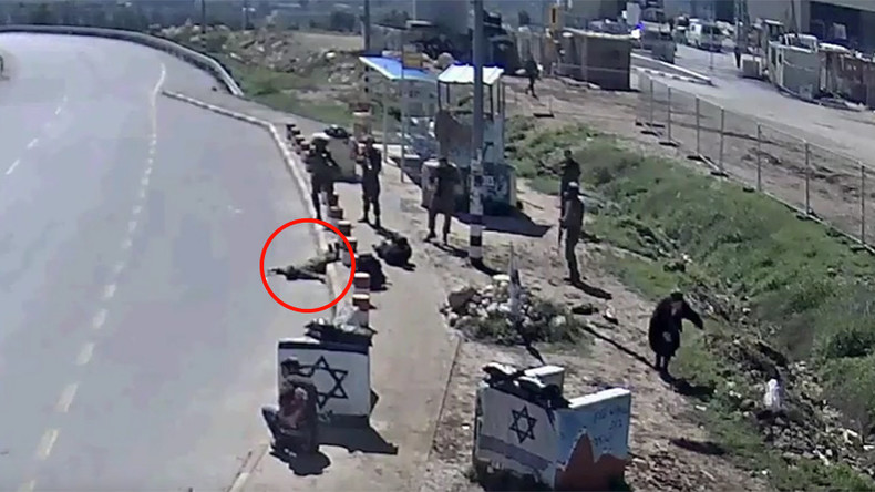 Video emerges of Israeli Air Force captain killed by IDF friendly fire at Jerusalem bus stop