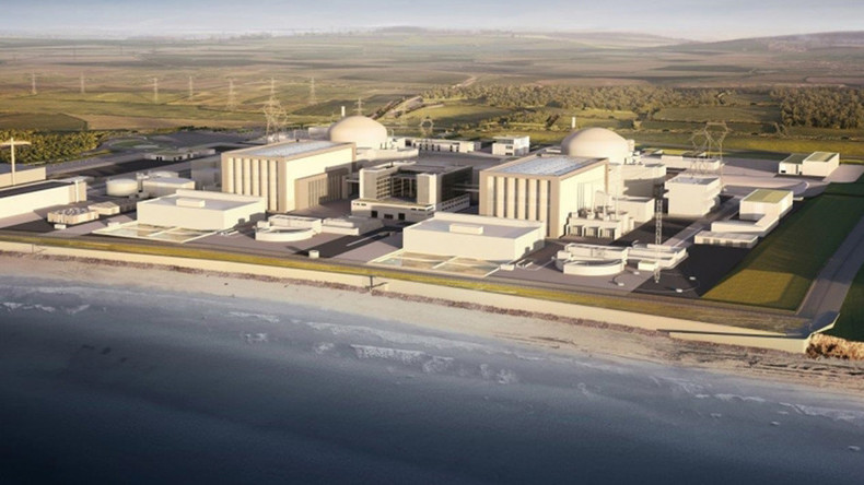 'Bonkers' govt decision casts doubt on Britain's first nuclear power plant in 20yrs
