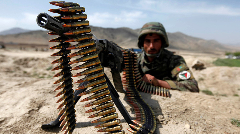 US-trained Afghan forces keep losing territory to Taliban – US govt report