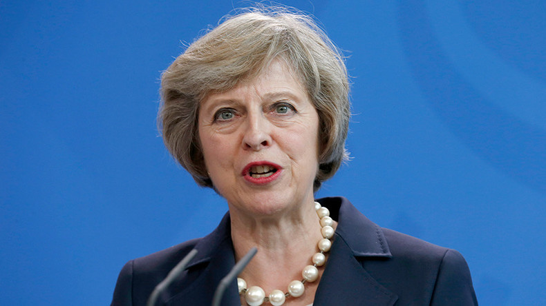 No business as usual on immigration, Theresa May tells leading Eastern European politicians