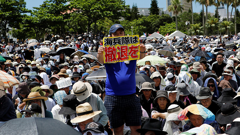 Biggest since 1972: US military giving back 17% of occupied Okinawa land to Japanese