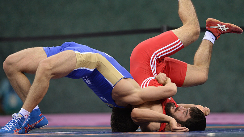 Sportswear giant threatens to dump Russian wrestling team