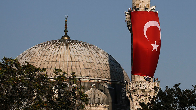 'Islam is now front & center of Turkey's foreign policy'