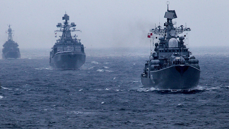 'As America pivots to Asia, Russia & China need to work closer together'