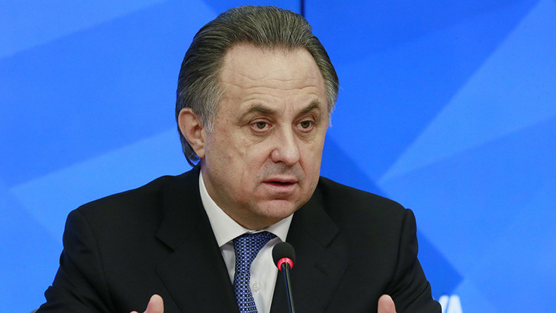 'Russian sport bodies will be reorganized after Rio' – Russian Sports Minister Mutko