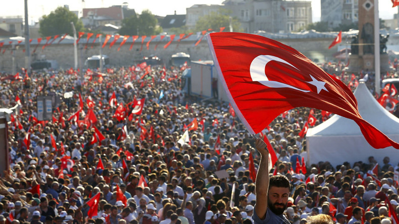 Gulen supporters in Netherlands accuse Turkish government of 'witch-hunt'