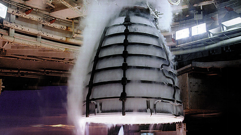 NASA test legacy engine for future Mars missions
