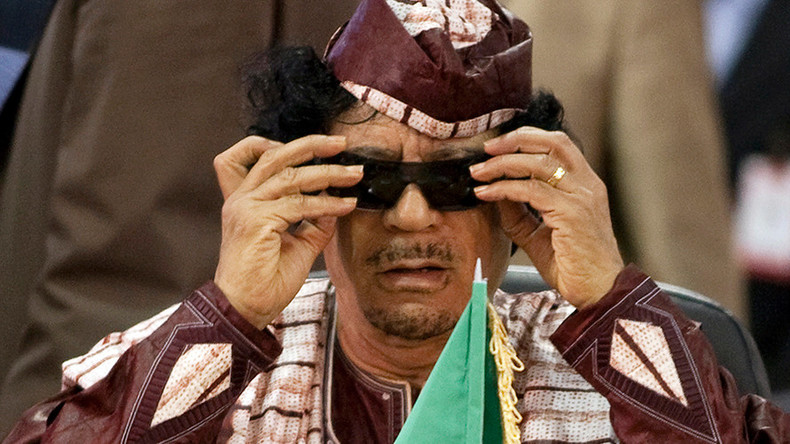 Gaddafi's Ghosts: Return of the Libyan Jamahiriya