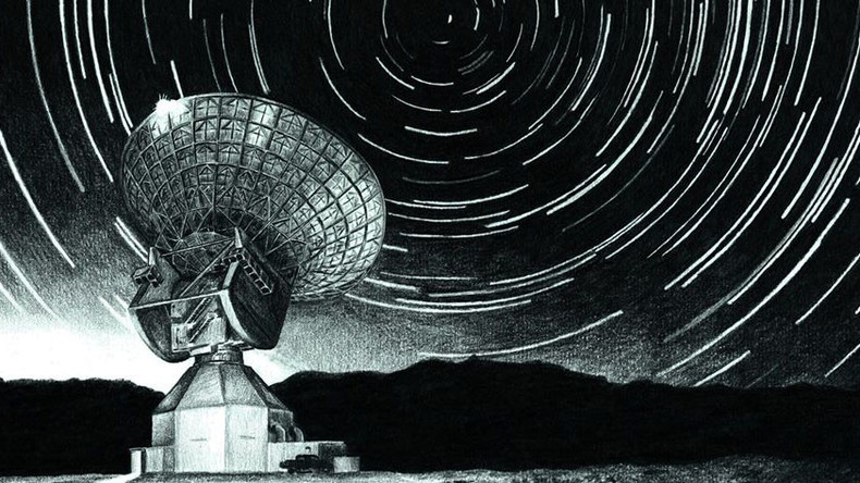 ESA's 'message in a bottle' project to transmit radio contributions 434 light yrs to North Star