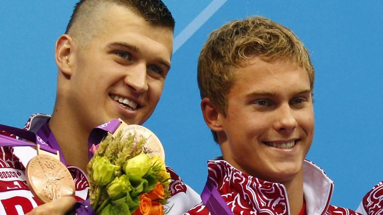 Russian swimmers Morozov and Lobintsev appeal Rio ban