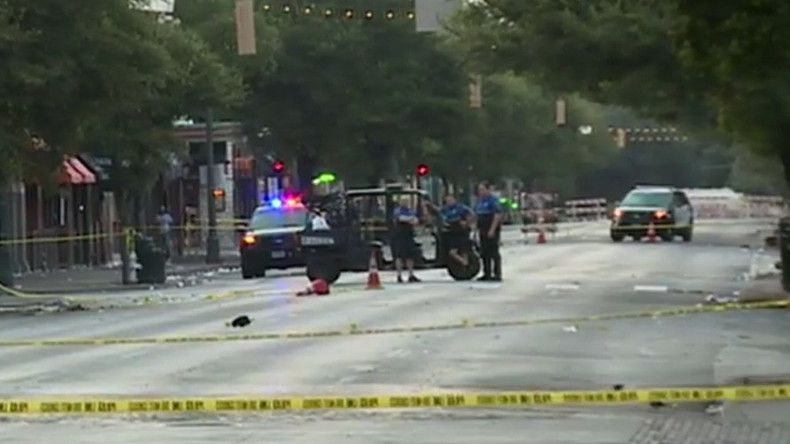 1 dead, 4 injured in separate shootings in downtown Austin, Texas - officials