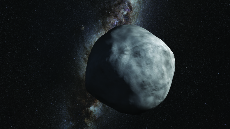 NASA to land on asteroid that could have once seeded life, but may now destroy Earth