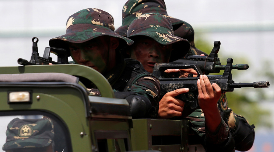 'Disciplined army, able to win': China President Xi Jinping states strategic military goal