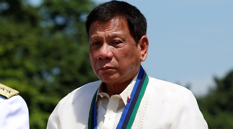 'Go ahead & kill' drug addicts, Philippines president says