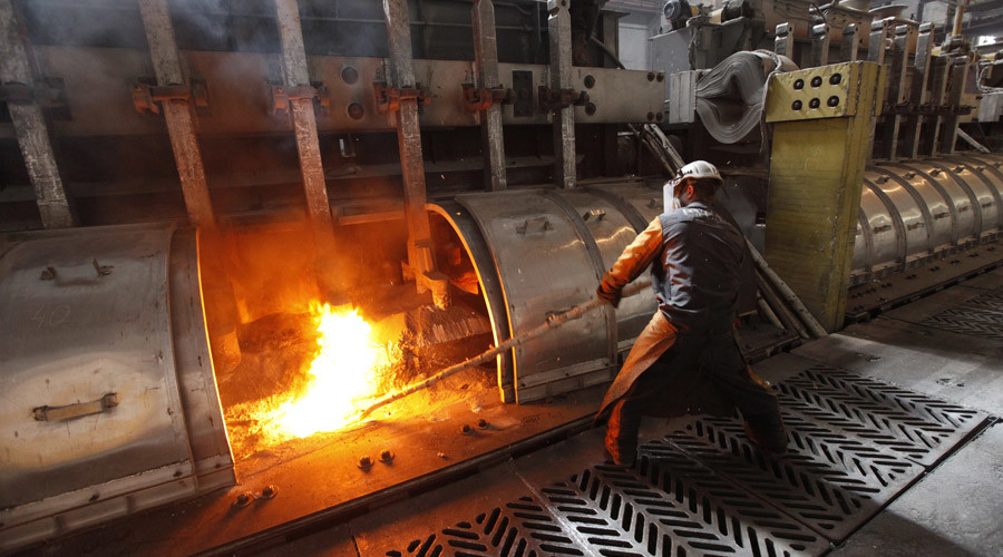 Fastest growth in Russian factory activity since 2014