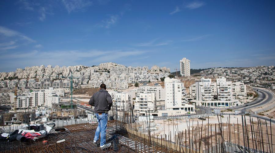 Israel approves 800 settler homes in & outside E. Jerusalem after teen killing