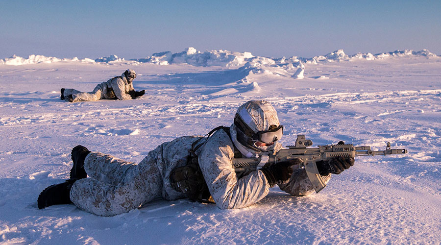 Defense Ministry to complete works to seal off Russia's Arctic borders by 2017