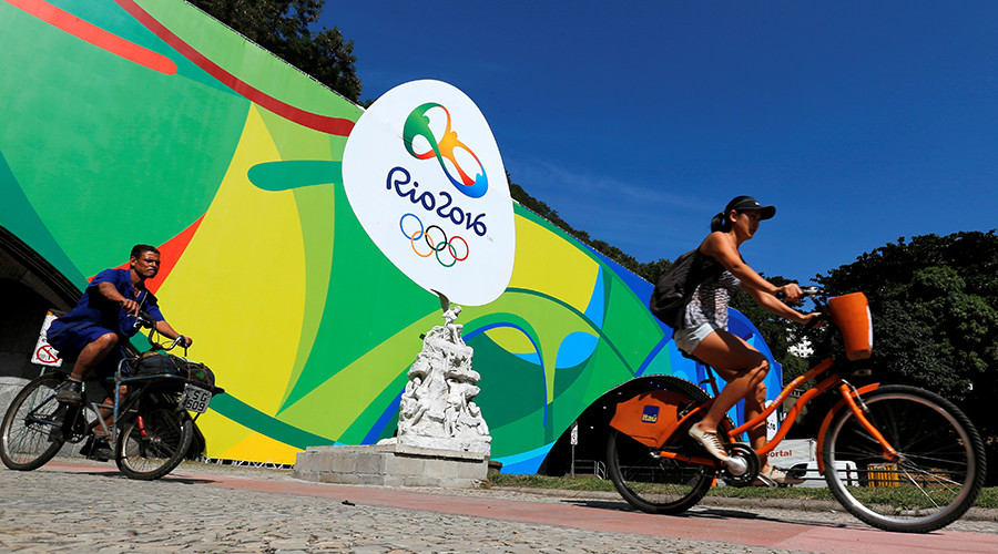 Brazil to hand out 9 million 'Amazon rainforest' condoms to Olympic visitors
