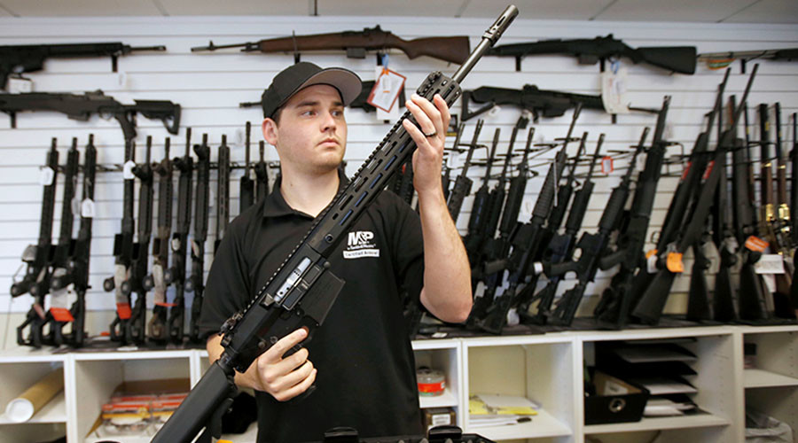 Americans: Don't give up your guns