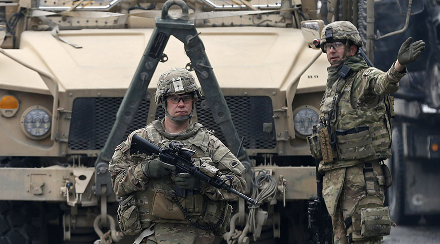 US to leave 8,400 troops in Afghanistan into 2017, 35 percent more than expected