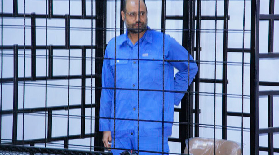 Gaddafi's son Saif, Libya's former heir apparent, released – lawyer
